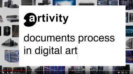 Snapshot of Artivity promo video
