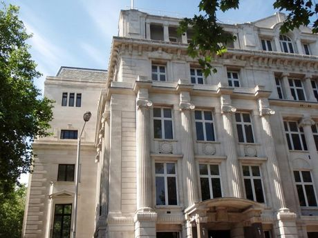 Royal College of General Practitioners - Copyright Jeaneaod: Creative Commons Attribution-Share Alike 3.0 Unported