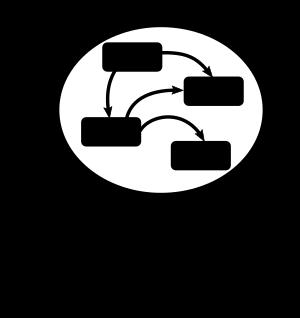 Modelling icon