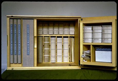 Limp Vellum box