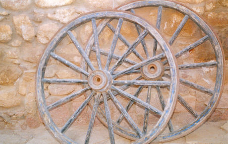Wheels from the past