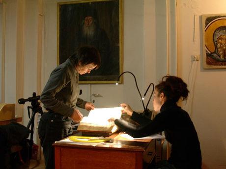 Angela Craft and Lara Speroni
