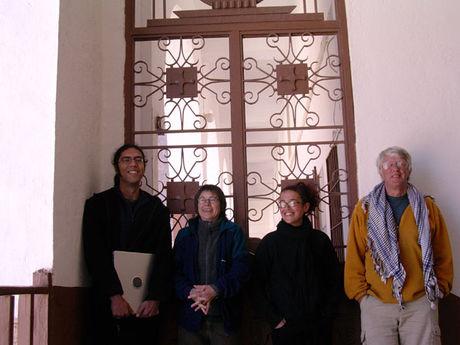 The February 2004 team
