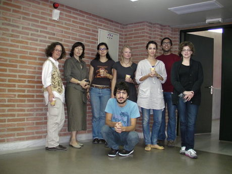 Group photo - Museum of Byzantine Culture